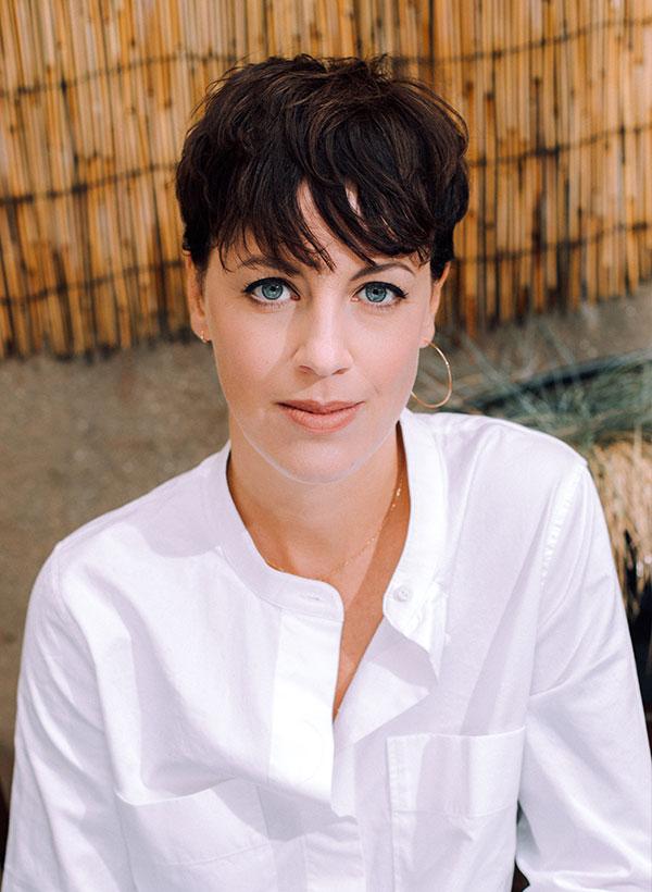 Portrait de Alexandra Matine