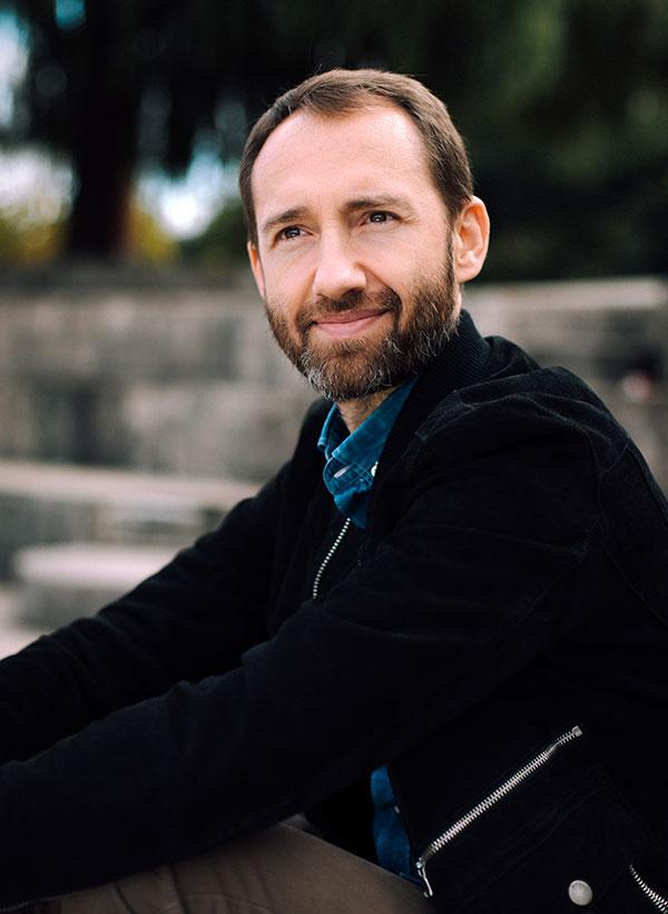 Portrait de Raphael Alix